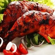 Tandoori Chicken (with bone)